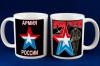 Кружка фарф. (0,3л) Армия России