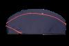 В нашем магазине 1-й Военторг Вы можете приобрести товар: Пилотка Полиции женская темно-синяя с красным кантом (ткань габардин)