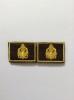 Нашивки вышит. Инженерные войска (нов/обр, желт.) петличные эмблемы на липучке