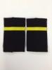Ф/пог. Полиция темно-синие (ткань Rip-Stop) вышит. желт. (ефрейтор)