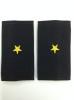 Ф/пог. Полиция темно-синие (ткань п/э) вышит. желт. (мл. лейтенант)