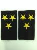 В нашем магазине Вы можете приобрести Ф/пог. Полиция темно-синие (ткань п/э) вышит. желт. (полковник)