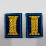 Эмбл. петл. офицер. н/о ВВС/ВКС (катушка)